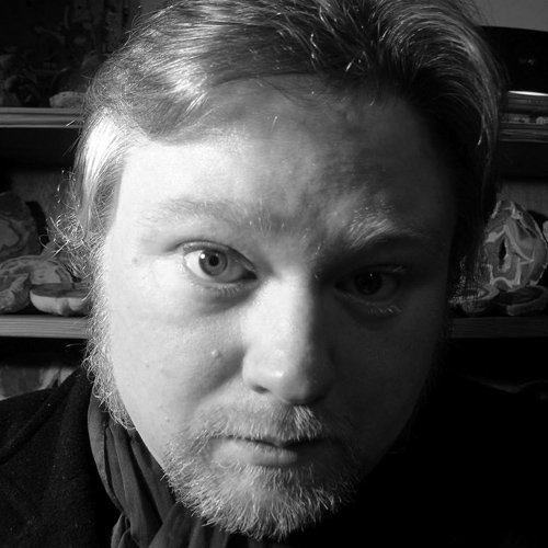 David Rix - Author of Slipstream, Experimental Horror and Speculative Fiction